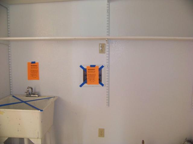 more laundry and utility room
