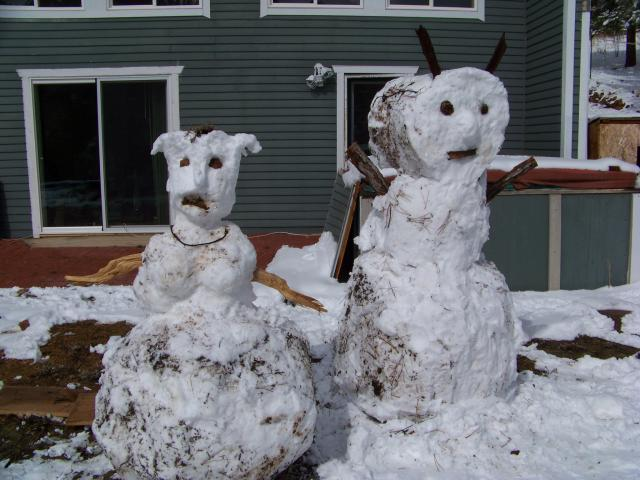 Our Snow People